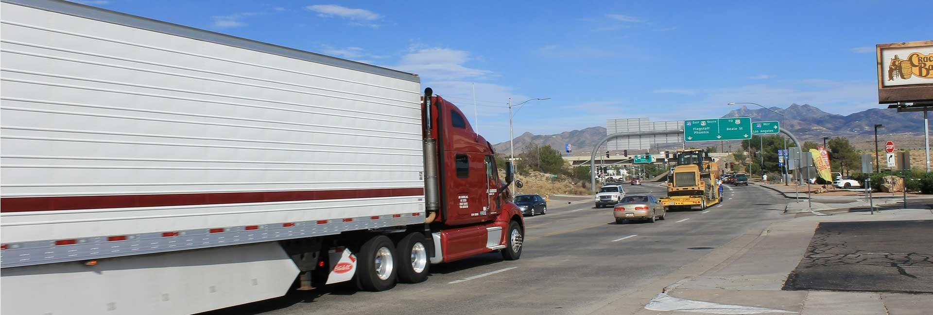 North Dakota Trucking Company